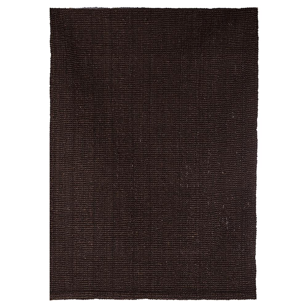 Yute alfombra brown taller de las indias - Taller de las indias ...